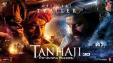 Tanhaji - The Unsung Warrior Movie Review