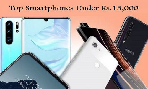 5 Best Phone Under 15000 in India 2020