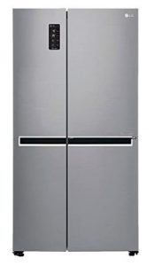 LG 687 Litre Side-by-Side Refrigerator