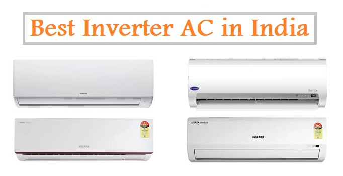 Best inverter split ac in indai